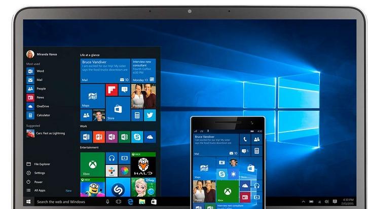 Den store oppdateringen til Windows 10 kommer om knappe to måneder.