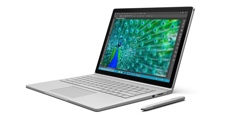 Surface Book 2 kan bli levert med Kaby lake-prosessor.