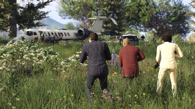 Snart slippes det en ny utvidelsespakke for Grand Theft Auto V.