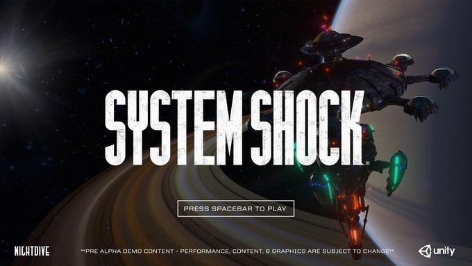 System Shock vender tilbake vinteren 2017 om utviklerne når målet sitt.