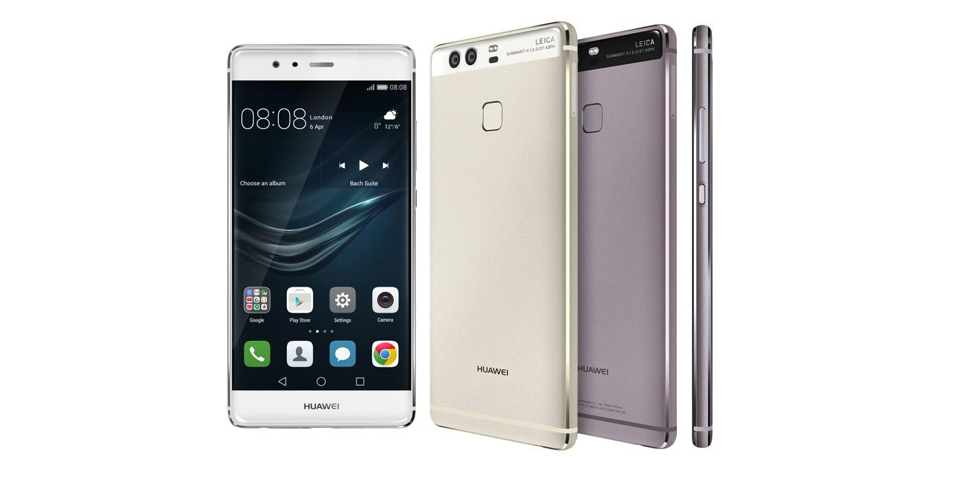 Huawei opplever en positiv salgsstart for P9 og P9 Plus i Norge.