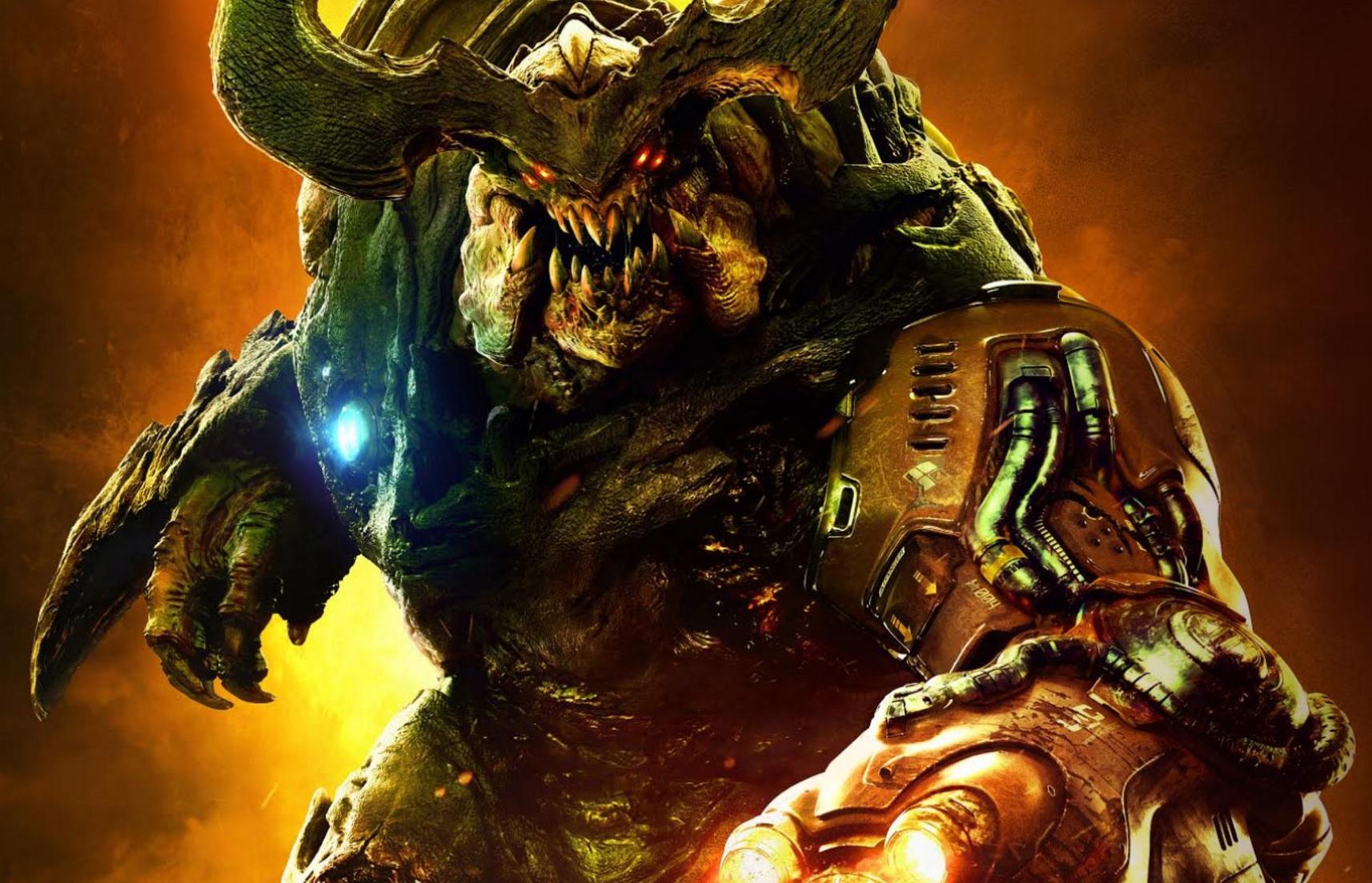Liker du dataspill er Doom et must.