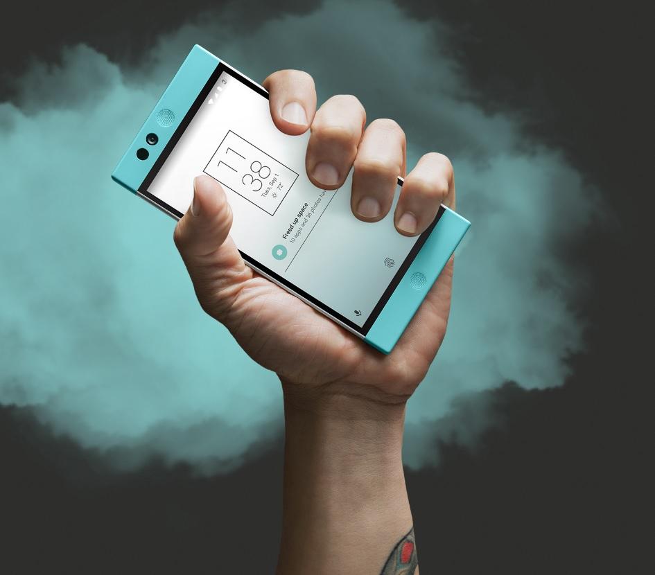 I høst skal Nextbit oppgradere OS-et til skymobilen Robin.