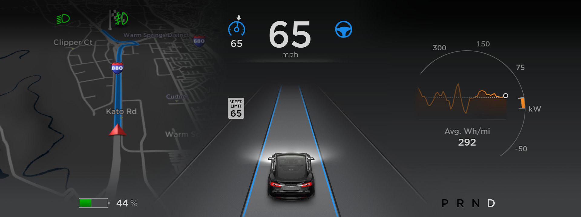 Amerikanske veimyndigheter skal undersøke om Teslas teknologi har skyld i sjåførens død.