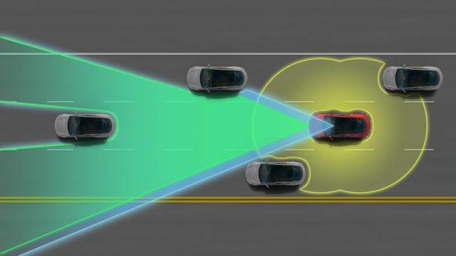 Slik fungerer Teslas Autopilot.
