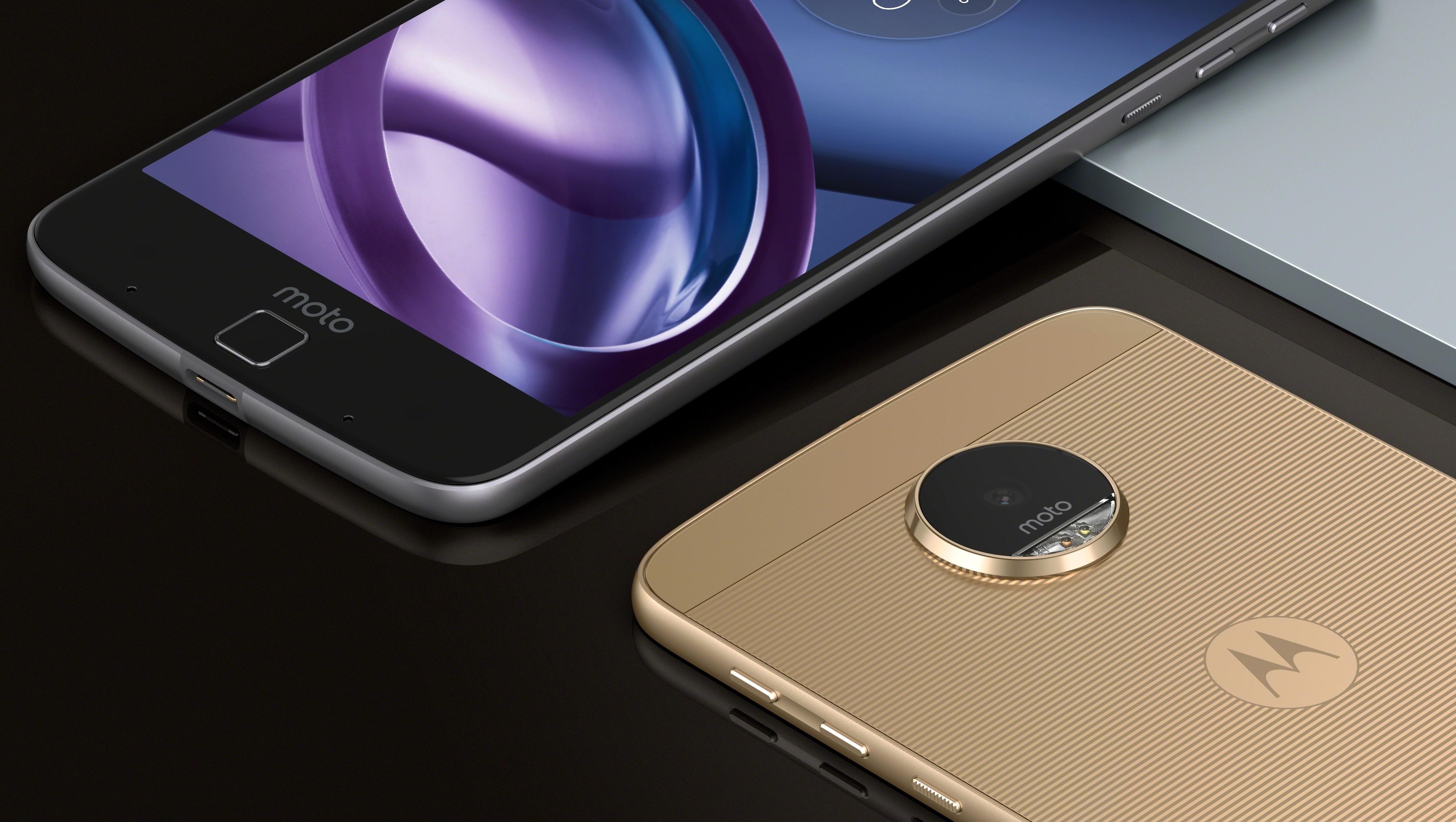 Motorola lanserte nylig Moto Z.