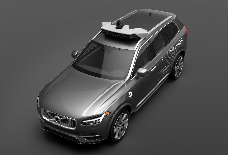 Uber starter med AI-biler allerede denne måneden.