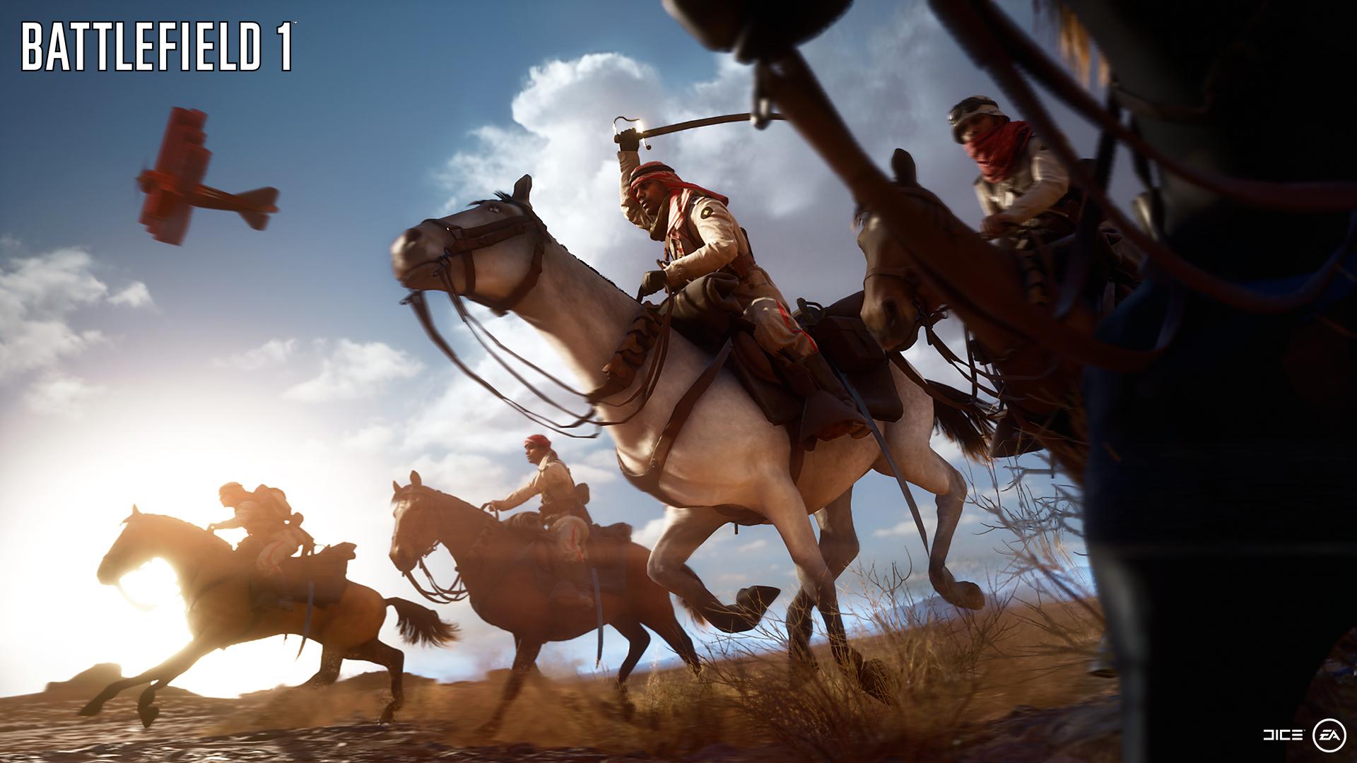 For 449 kroner får du tidlig tilgang til flerspillerkartene i Battlefield 1.
