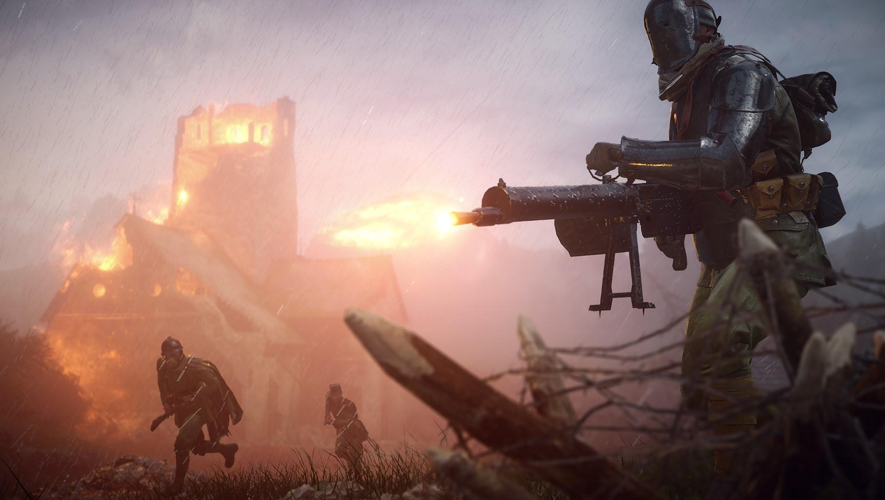 Gjør deg klar for Battlefield 1s flerspillerbeta.