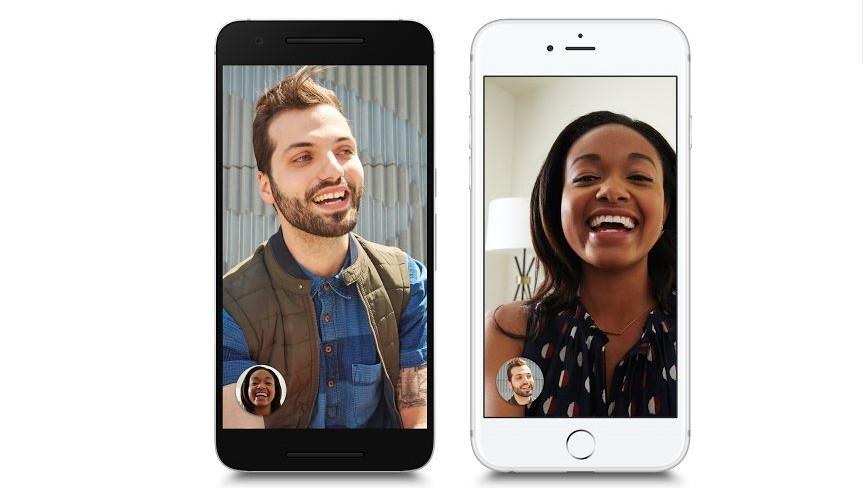 Google Duo er nå tilgjengelig for Android og iOS.
