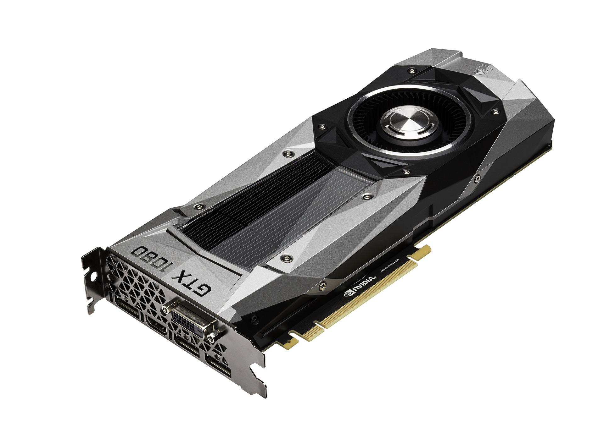 NVIDIA GeForce GTX 1080 blir tilgjengelig for spill-laptoper.