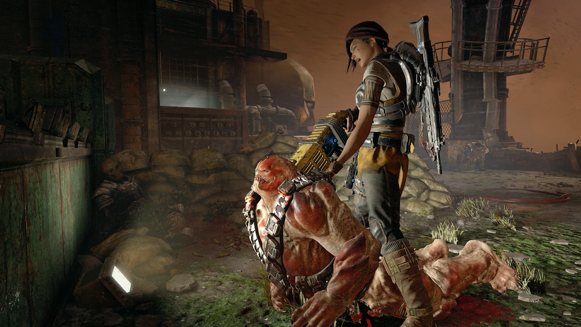 Gears of War 4 lanseres til Xbox One og Windows 10 i oktober.