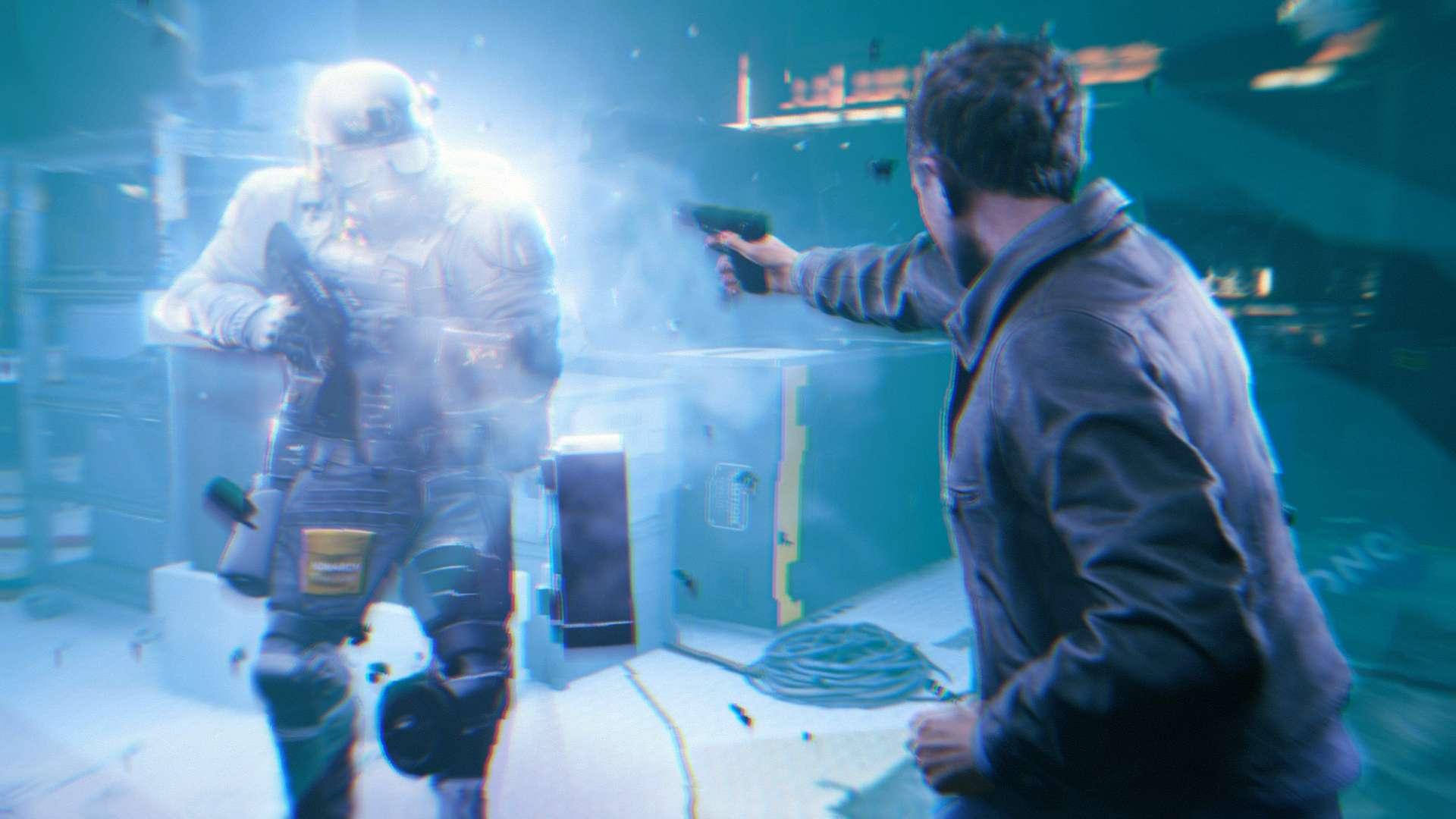 Quantum Break er snart klart for Steam.