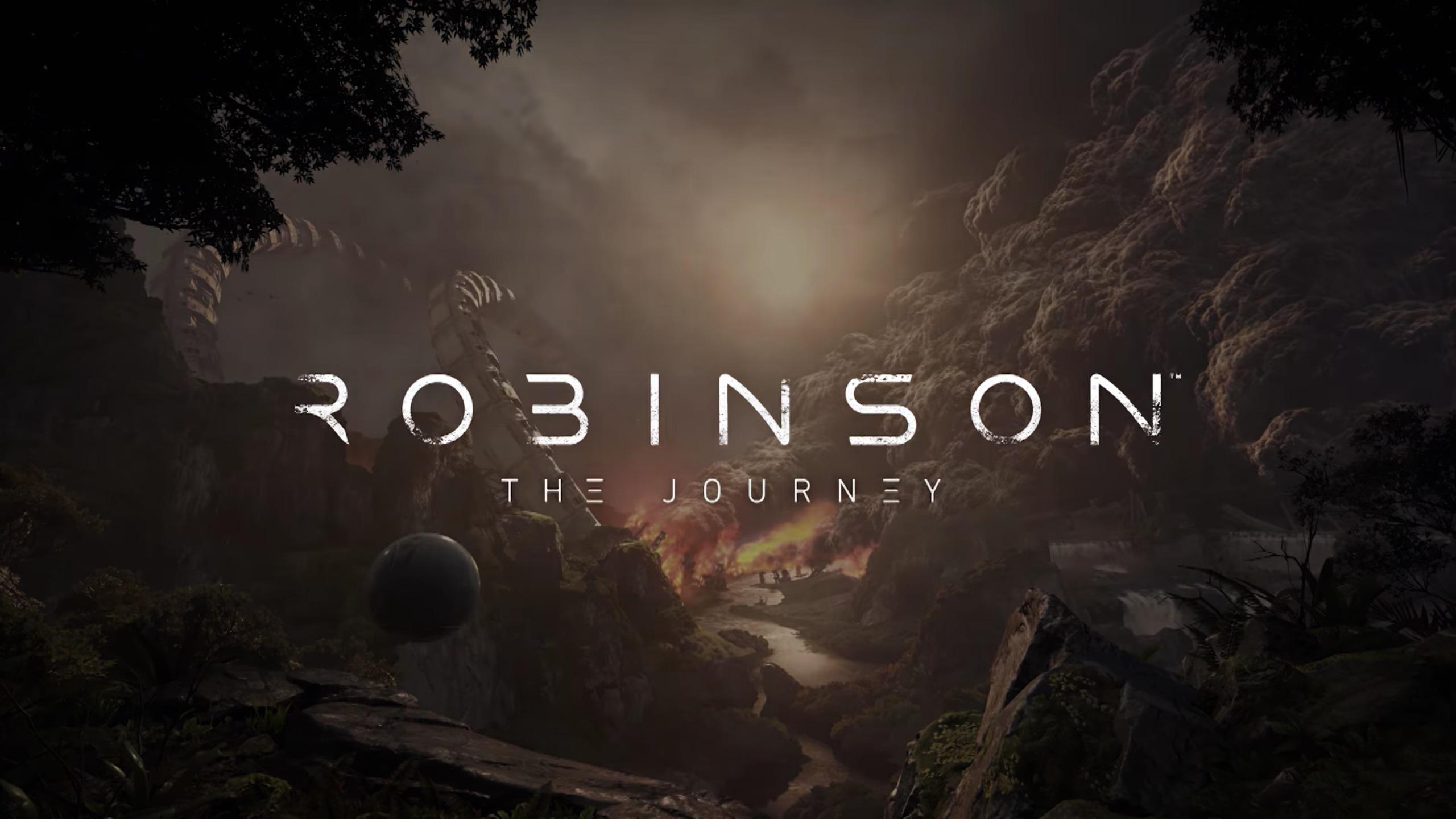 Robinson: The Journey er et nytt oppdagelsesspill for Playstation VR fra Crytek.