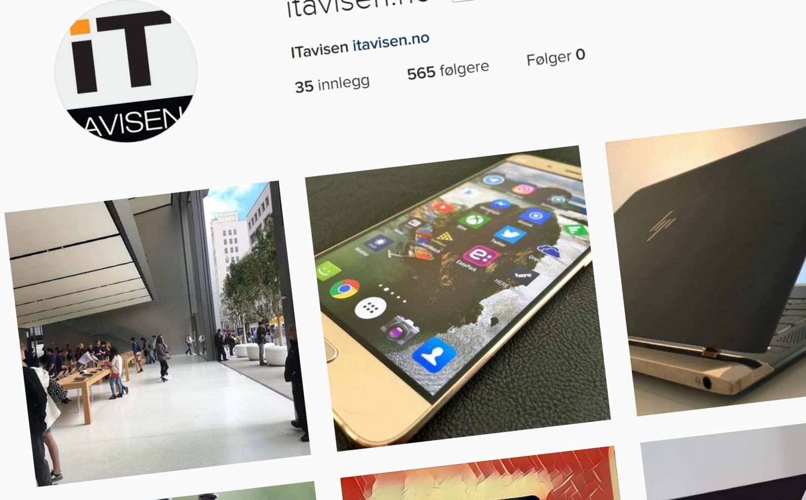 Instagram Stories er bilder og videoklipp som slettes etter 24 timer.