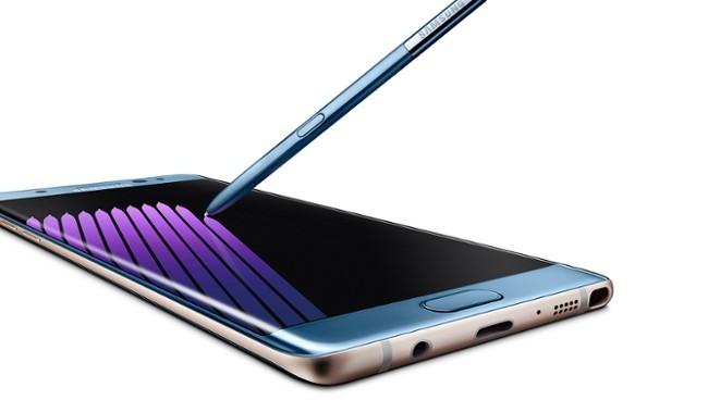 Samsung ber Note 7-eierne returnere mobilene.