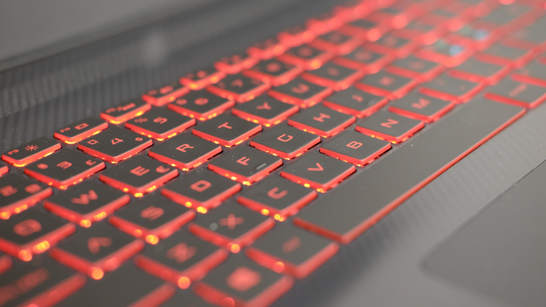 Tastaturet falt på ingen måte i smak.