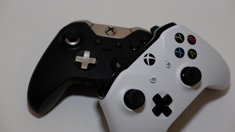 S-kontrolleren er bedre enn originalen, men ikke på Elite-nivå.