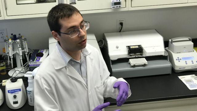 HP lager til og med maskiner for bruk i biologi-forskning.