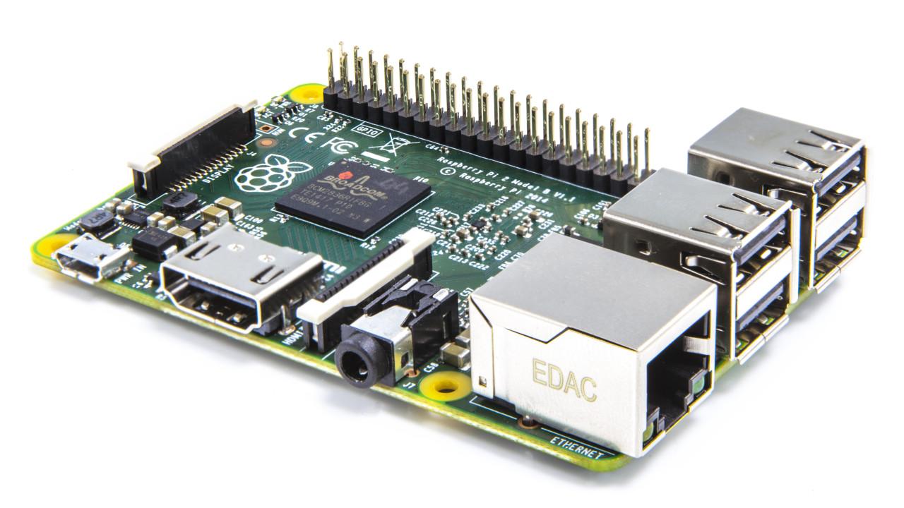 Raspberry Pi 3 er selskapets nyeste mikro-PC.