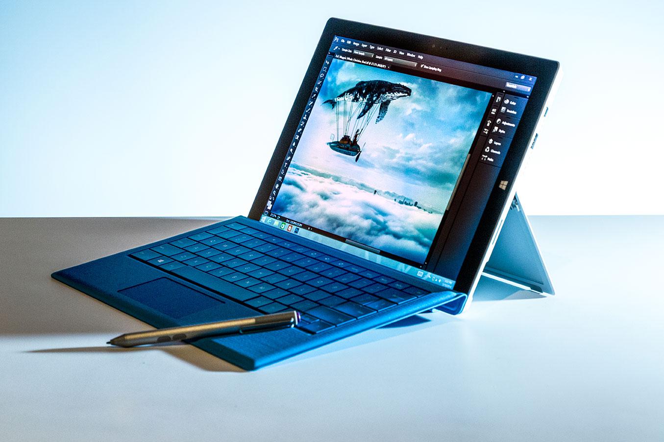 Nok en gang rammes Surface Pro 3 av omfattende batteriproblemer.