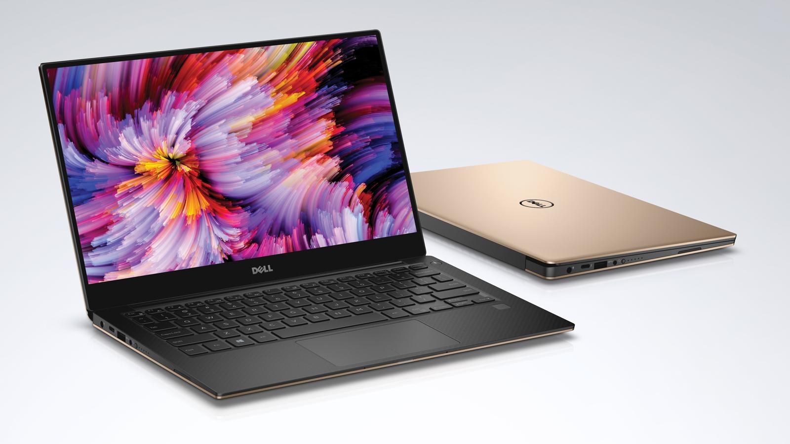 Dell XPS 13 er nå tilgjengeig i rosegull.