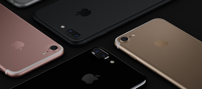 Natt til i morgen starter salget av iPhone 7. Apple sier de ikke har nok enheter til å mette markedet i åpningshelgen.