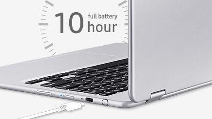 Samsungs nye Chomebook Pro likner til forveksling på en Windows-hybrid. (Bilde: Samsung-lekkasje)