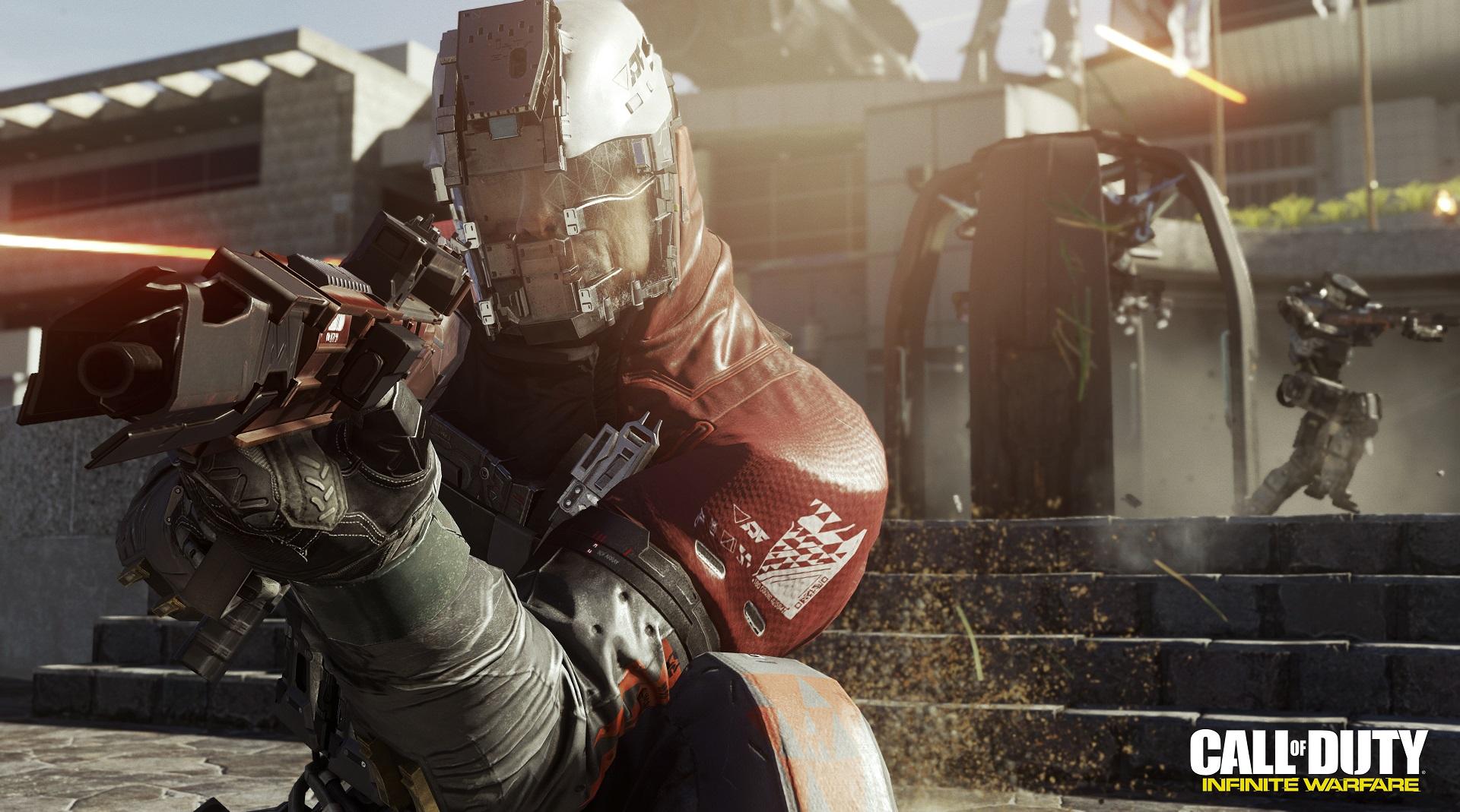 Flerspillerbetaen for Infinite Warfare sparkes straks i gang.