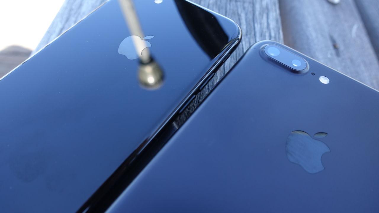 Tester viser at 32 GB-modellen av iPhone 7 ikke yter like godt som de andre modellene.