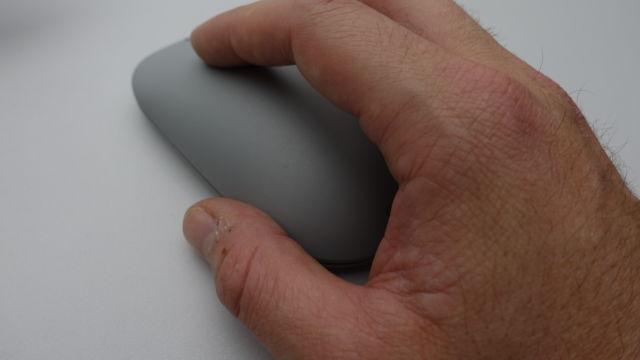 Den nye Surface-musa.