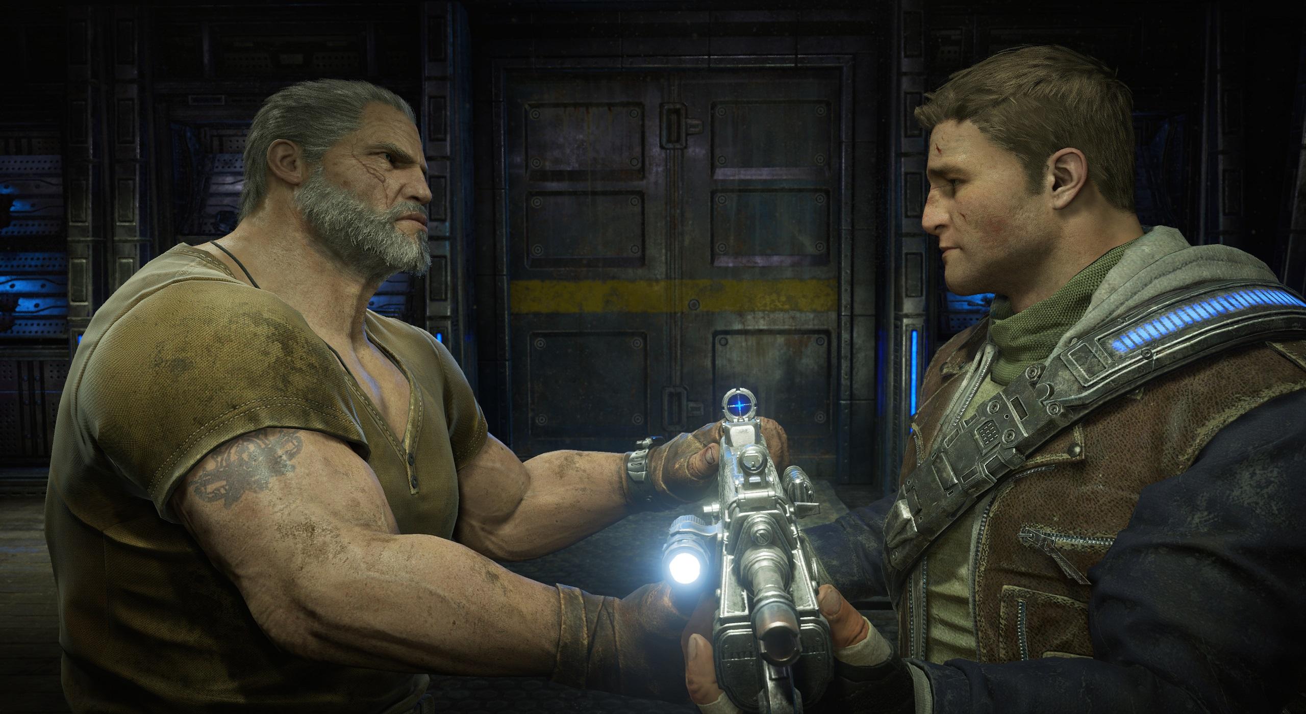Marcus sender Lanceren videre til sønnen.