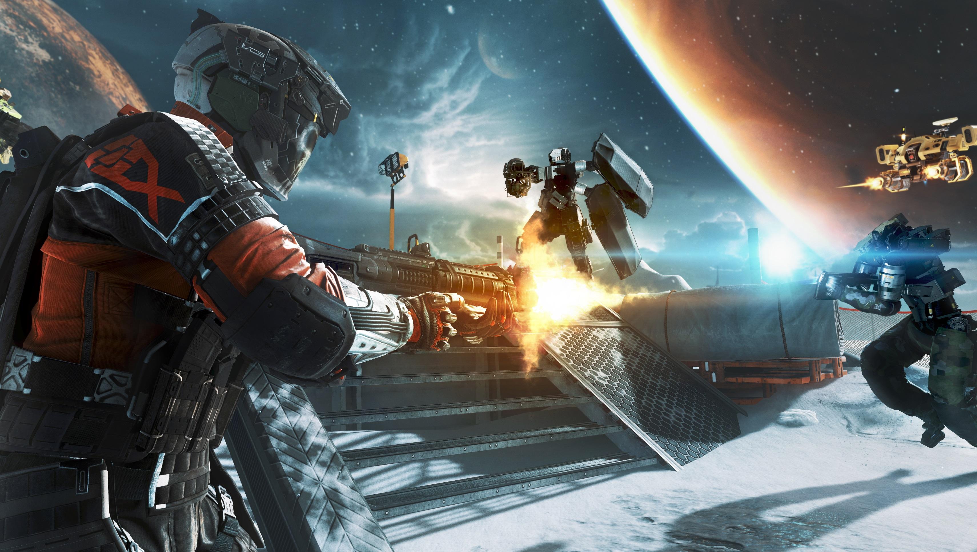 Call of Duty: Infinite Warfare kan bli tilgjengelig i Windows Store.