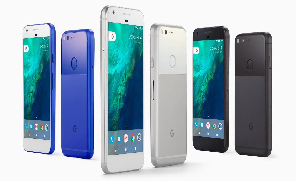 Google Pixel har ikke optisk bildestabilisator.