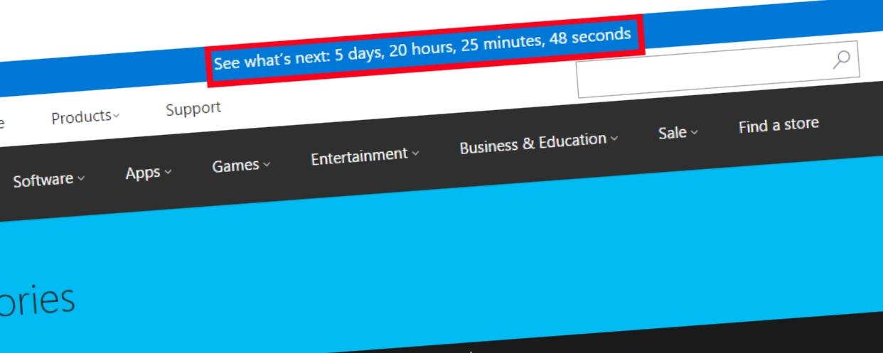 Vi gleder oss til å se hva Microsoft skal vise frem av nye Surface-produkter neste uke.