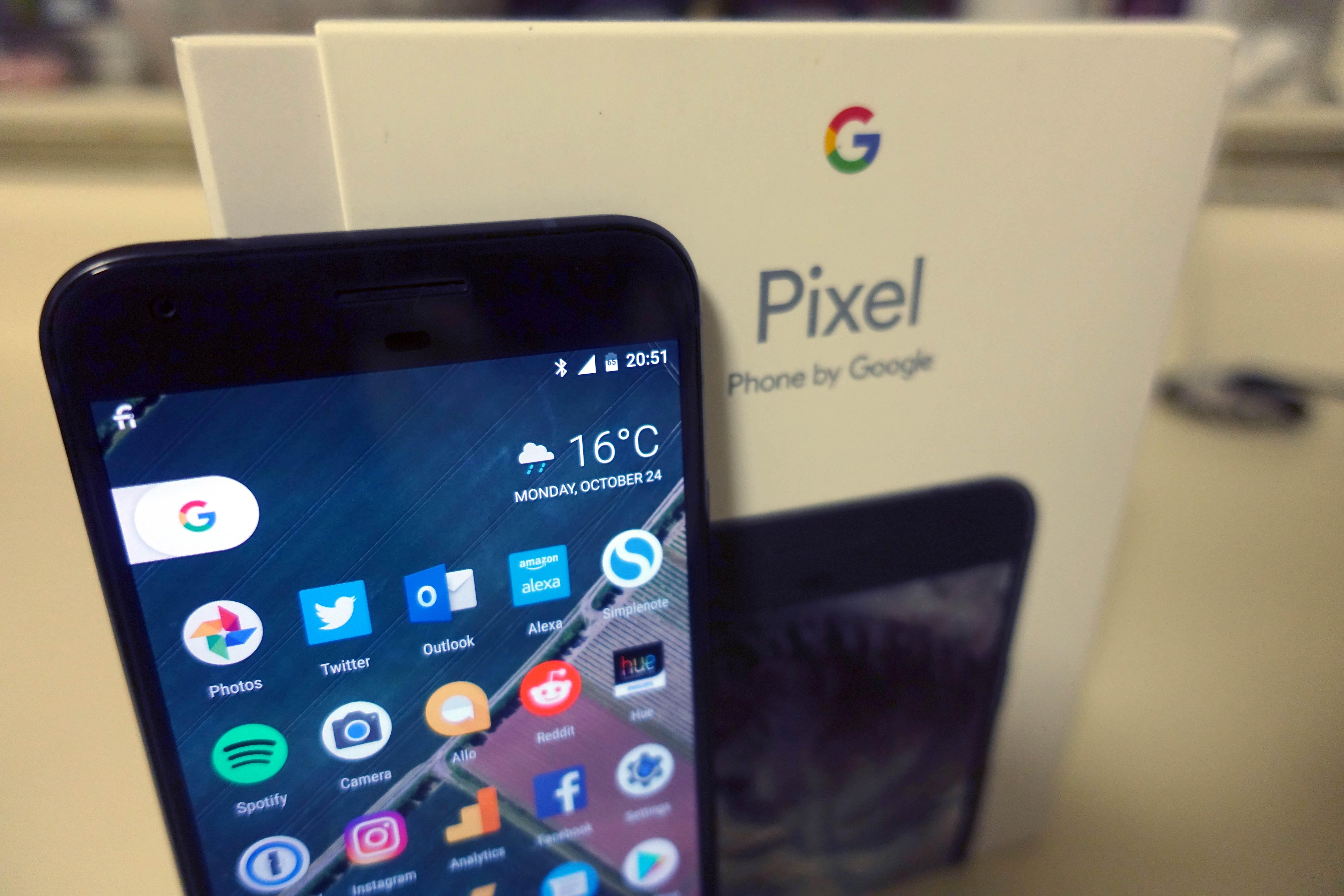 Google Pixel XL er en flott telefon, det kan vi konkludere med allerede nå.