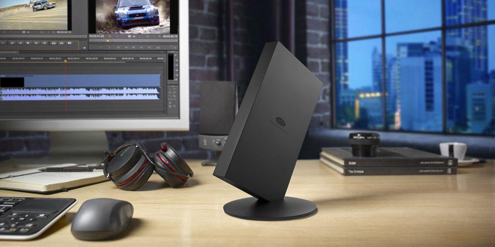 LaCie Bolt3 er verdens raskeste eksterne harddisk med hastigheter på 2800 MB/s.