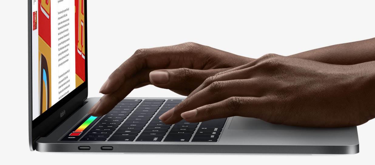 Prosessoren som sitter i Macbook Pro er over ett år gammel.