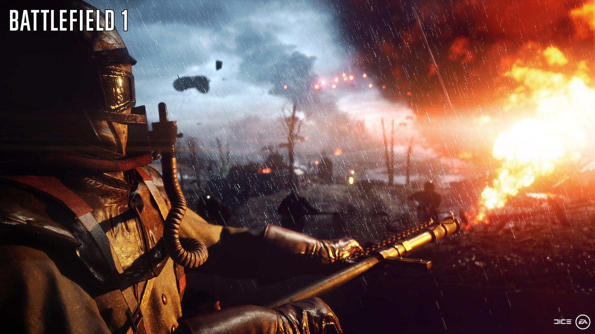 Battlefield 1 lanseres 21. oktober.