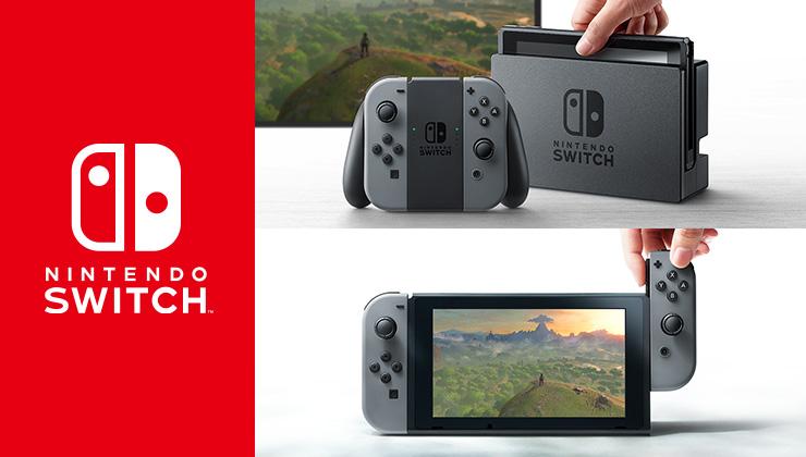 Nintendo er svært så kortfattet om detaljene til den nye Switch-maskinen.