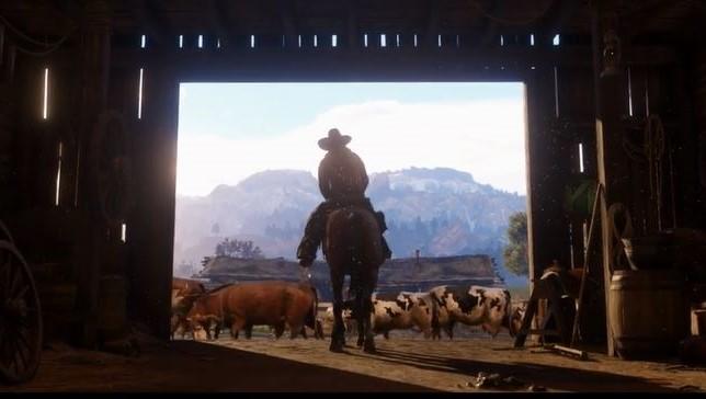 Rockstar har sluppet den første traileren fra Red Dead Redemption 2.
