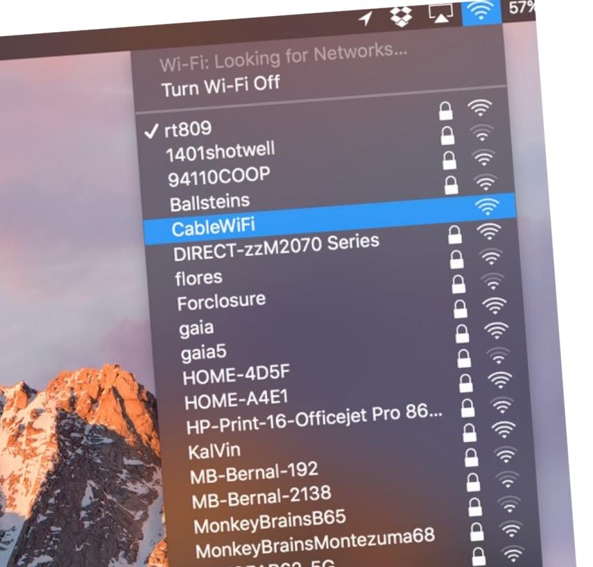 Er ikke nettsiden kryptert kan informasjonen din sniffes opp på WiFi-nett satt opp av svindlere.