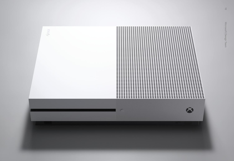 Dette er Xbox One S, neste år kommer Project Scorpio.