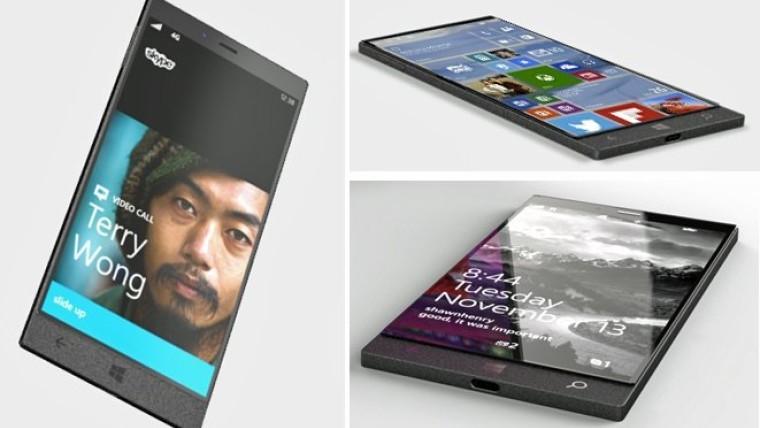 Dell jobbet med en spennende Windows-telefon.