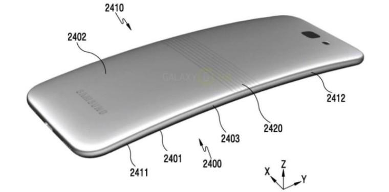 Galaxy X kan bli den første bøybare smarttelefonen på markedet.