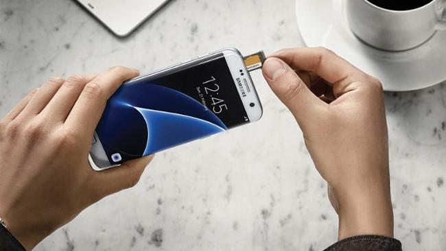 Kommende Galaxy S8 kan ha en helt spesiell skjerm.