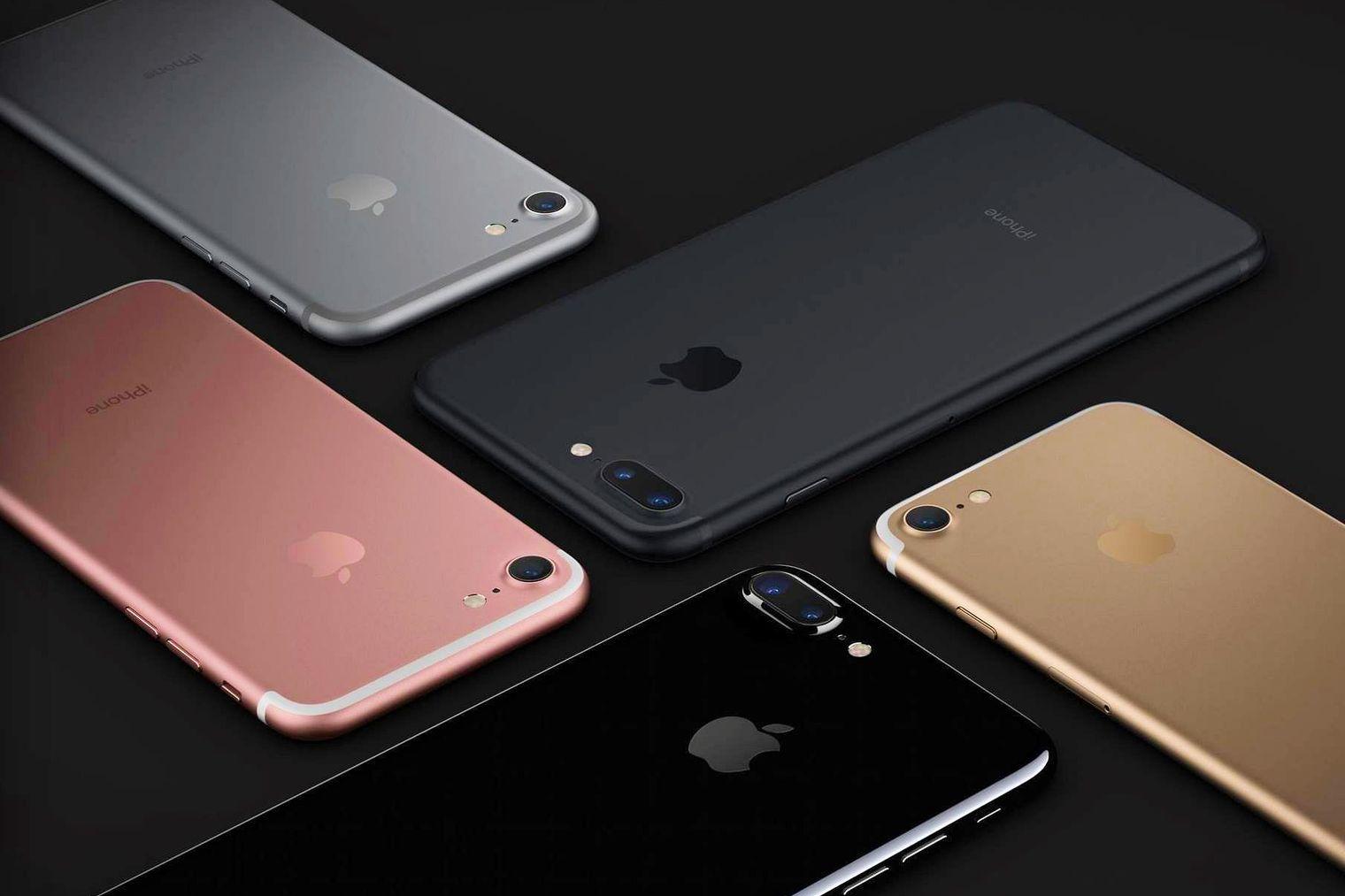iPhone 7 går ikke så aller verst, skal vi tro denne rapporten.