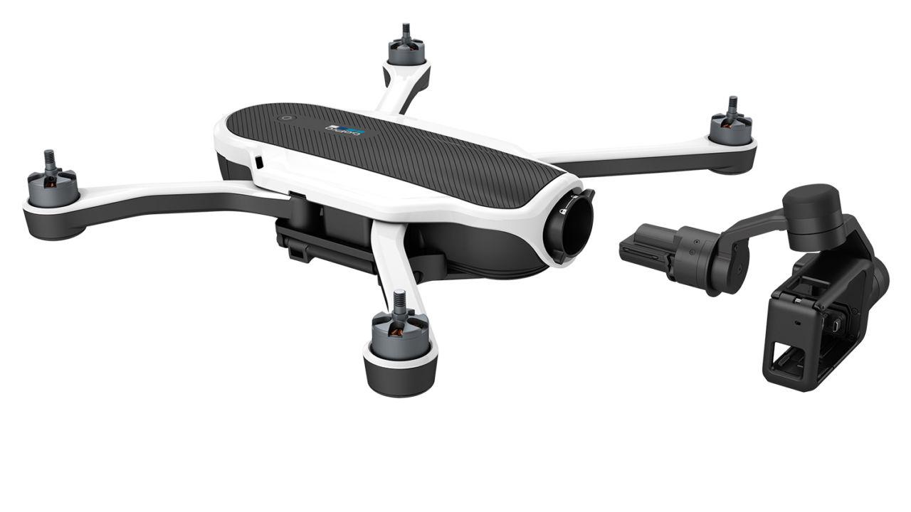 GoPro tilbakekaller 2500 Karma-droner.