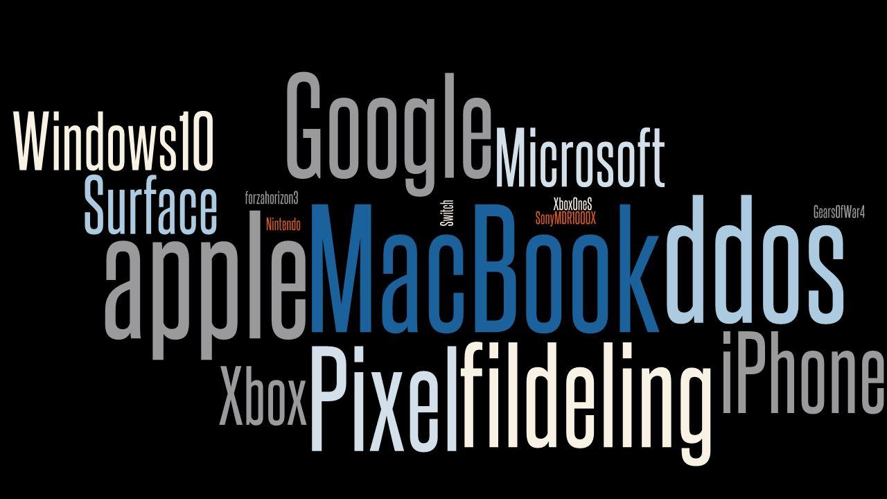 ITavisens lesere klikket ofte inn på artikler om Apple, MacBook, Pixel og iPhone.