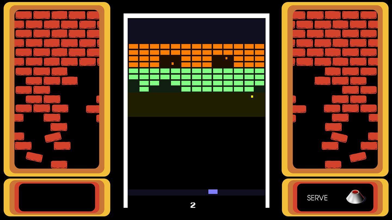 Atari Flashbacks-pakkene inneholder totalt 100 retrospill.
